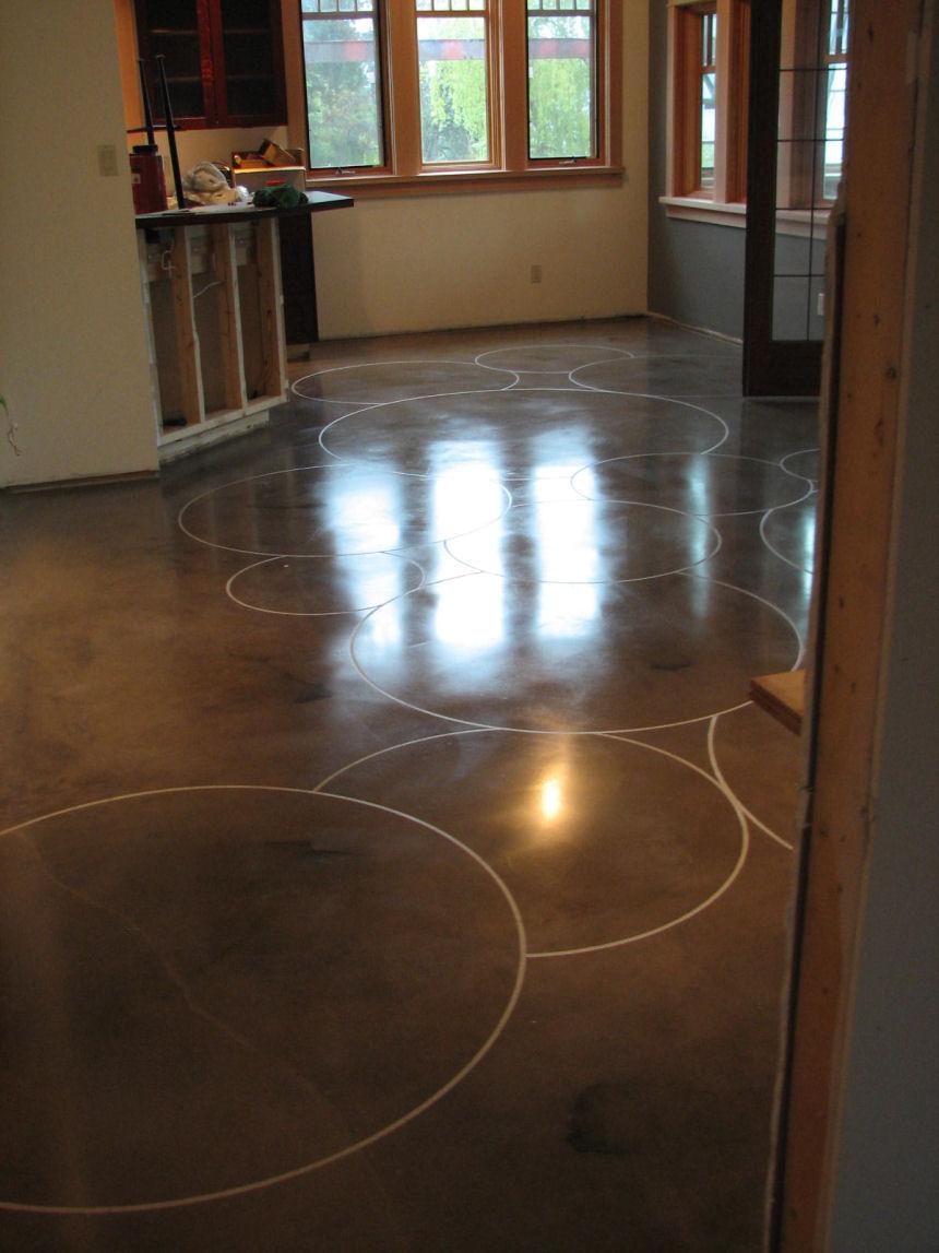 Decorative Concrete Floors : Decorative concrete floors kamloops bc canada