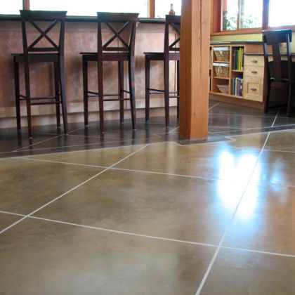 Decorative Concrete Floors Kamloops Bc Canada