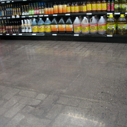 Polished Concrete Floor — Nature's Fare Kamloops